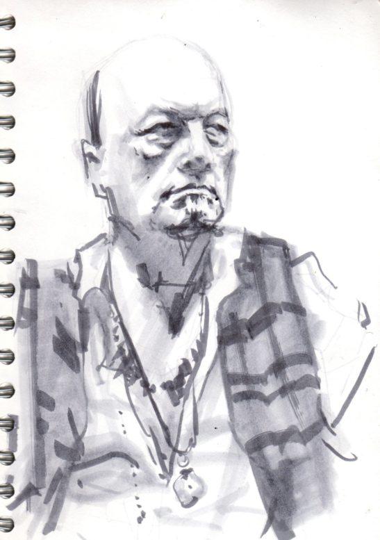 Adrian ink