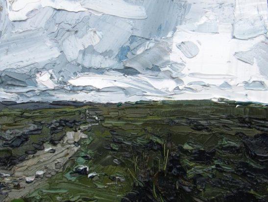 19 dartmoor 20 x 15 cm oil on board