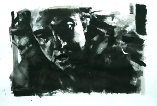 2 Last Tango 59 x 42 cm Bideford Black