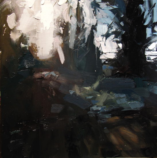 26 frosty morning devon 50 x 50 cm