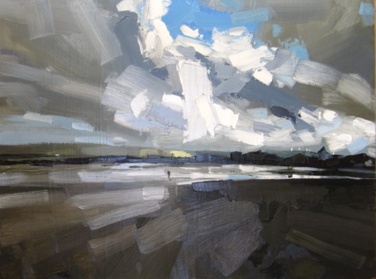 5 Instow 60 x 80 cm oil on board scaled
