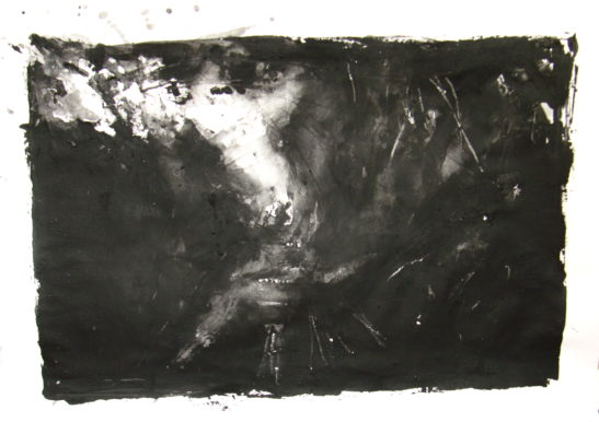 Untitled 2 59 x 42 cm Bideford Black on paper scaled