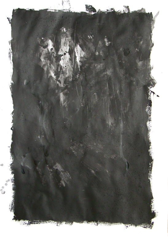 Untitled 3 59 x 42 cm Bideford Black on paper scaled
