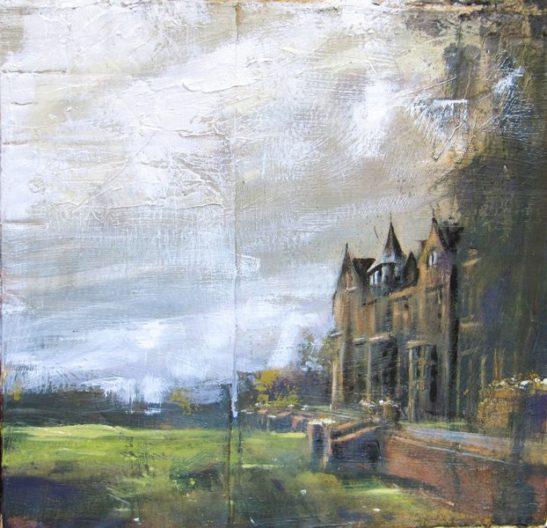 fransham heights school 46x45 cm