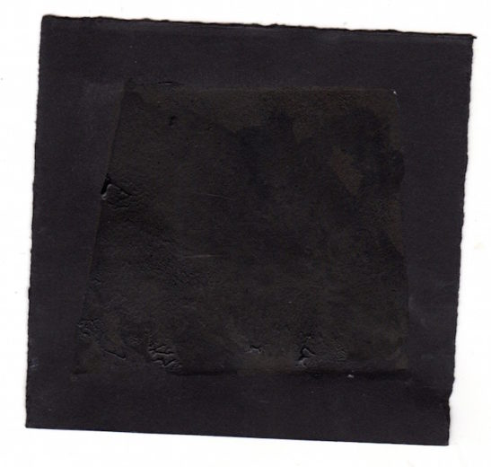 slate monotype on paper iii 10 x 8.5 cm