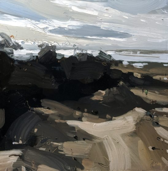 Saunton Sands 20x20 cm