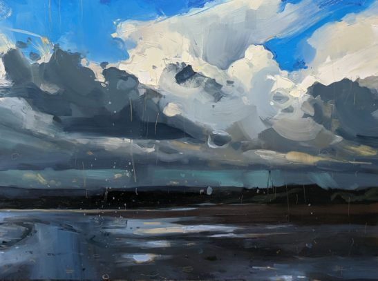 Storm over Instow