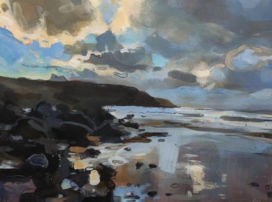 Puttsborough 18 x15 cm Acrylic